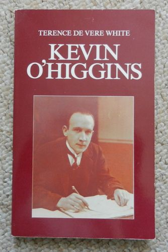 Kevin O'Higgins by Terence De Vere White.