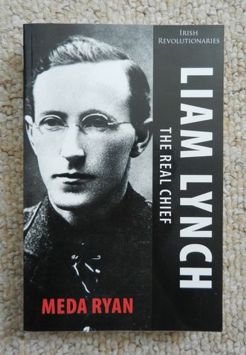 Liam Lynch: The Real Chief by Meda Ryan.